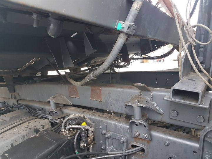 Camion porteur Renault Midlum Multibenne 220dxi.16 - Accidenté BLANC Occasion - 10
