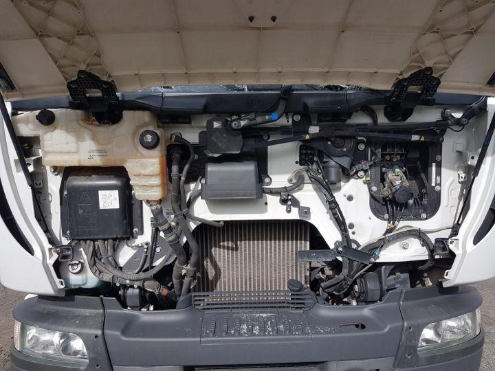 Camion porteur Renault Midlum Multibenne 220dxi.16 - Accidenté BLANC Occasion - 12