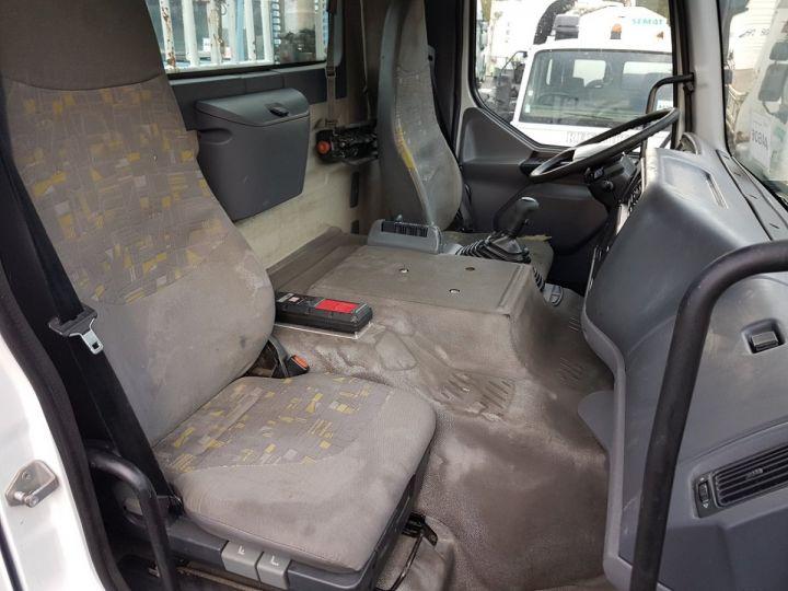 Camion porteur Renault Kerax Plateau + grue 370dci.26 6x4 + HIAB 195.3 BLANC Occasion - 19