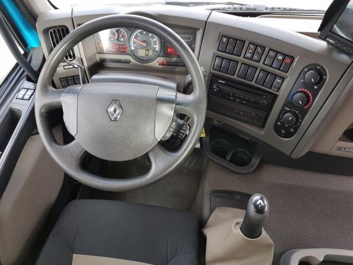 Camion porteur Renault Premium Lander Plateau + grue 310dxi.19 - PK 12002 EH BLEU Occasion - 21