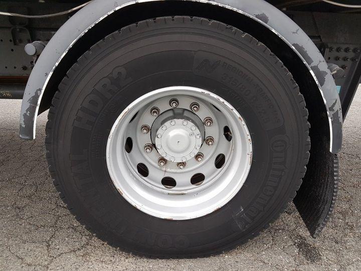 Camion porteur Renault Premium Plateau + grue 400.19 euro 2 + HIAB 129.3 GRIS - 17