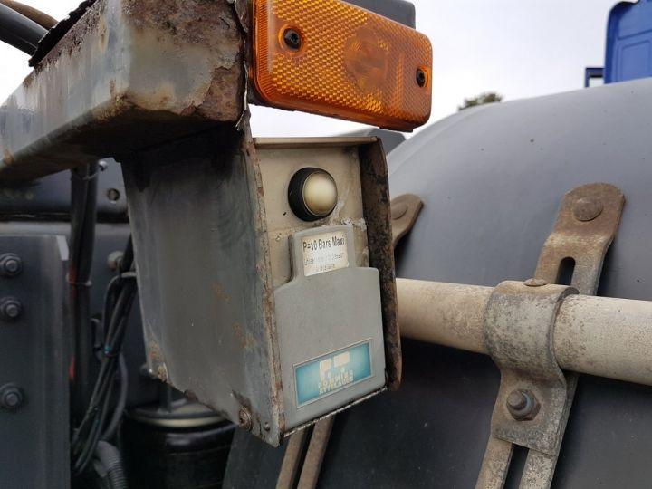 Camion porteur Renault Magnum Porte container 440dxi.26 6x2 S BLEU-GRIS-ORANGE - 13