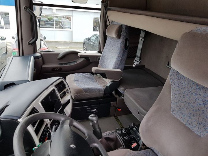 Camion porteur Renault Magnum Porte container 440dxi.26 6x2 S BLEU-GRIS-ORANGE - 14