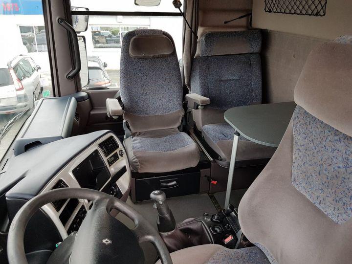 Camion porteur Renault Magnum Porte container 440dxi.26 6x2 S BLEU-GRIS-ORANGE - 15