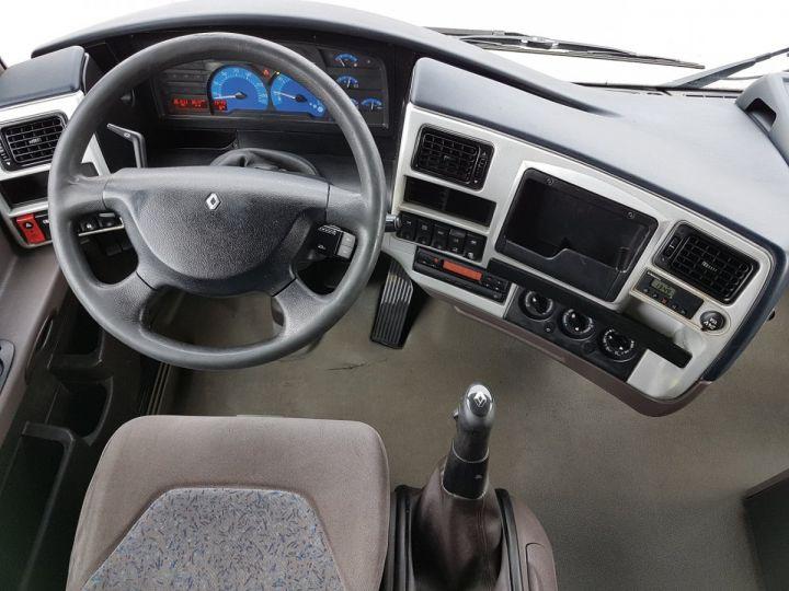 Camion porteur Renault Magnum Porte container 440dxi.26 6x2 S BLEU-GRIS-ORANGE - 17