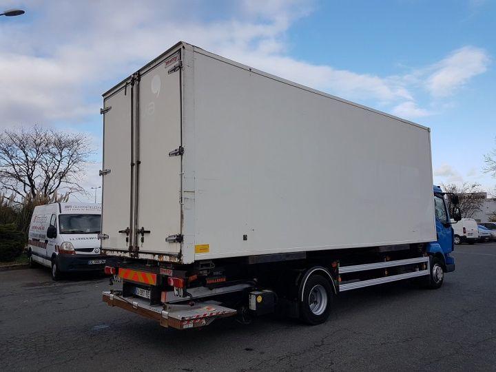 Camion porteur Renault Midlum Porte container 220dxi.12 CAISSE MOBILE + Hayon BLEU et BLANC - 3