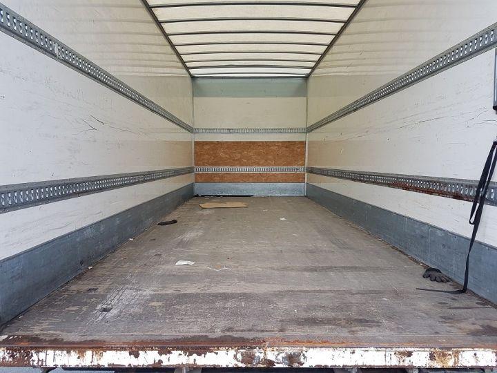 Camion porteur Renault Midlum Porte container 220dxi.12 CAISSE MOBILE + Hayon BLEU et BLANC - 8