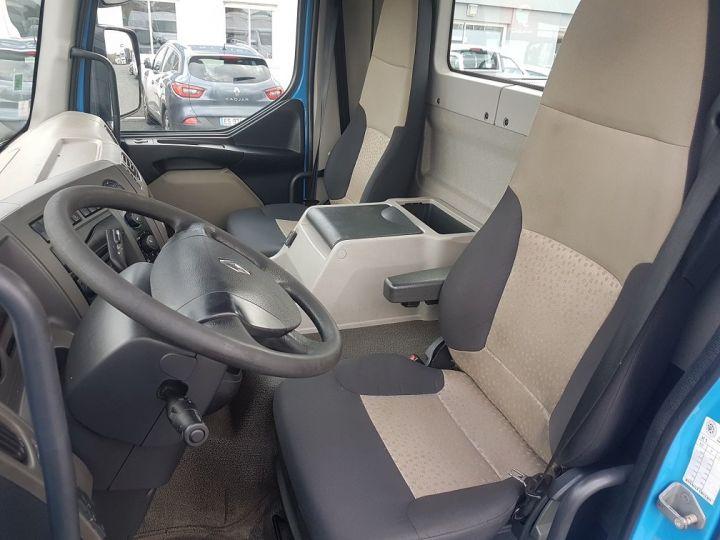 Camion porteur Renault Midlum Porte container 220dxi.12 CAISSE MOBILE + Hayon BLEU et BLANC - 17