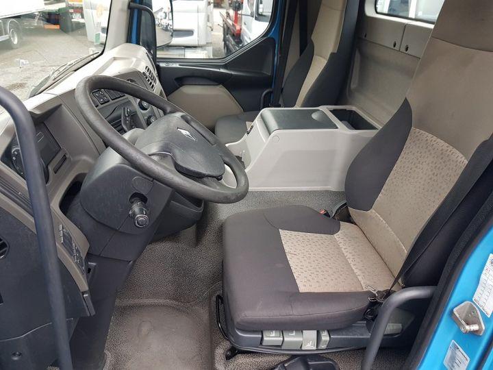Camion porteur Renault Midlum Porte container 220dxi.12 PORTE-CAISSE 6m80 BLEU - 17
