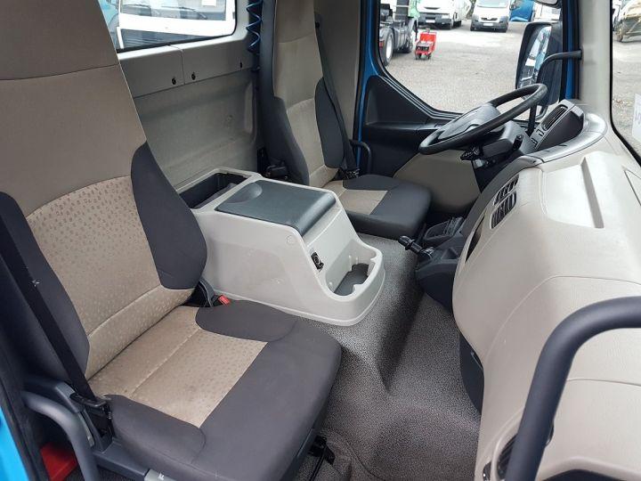 Camion porteur Renault Midlum Porte container 220dxi.12 PORTE-CAISSE 6m80 BLEU - 18