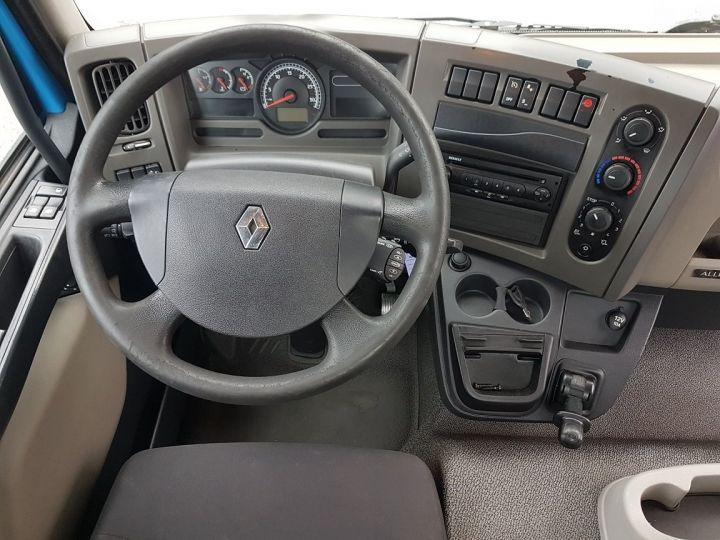 Camion porteur Renault Midlum Porte container 220dxi.12 PORTE-CAISSE 6m80 BLEU - 19