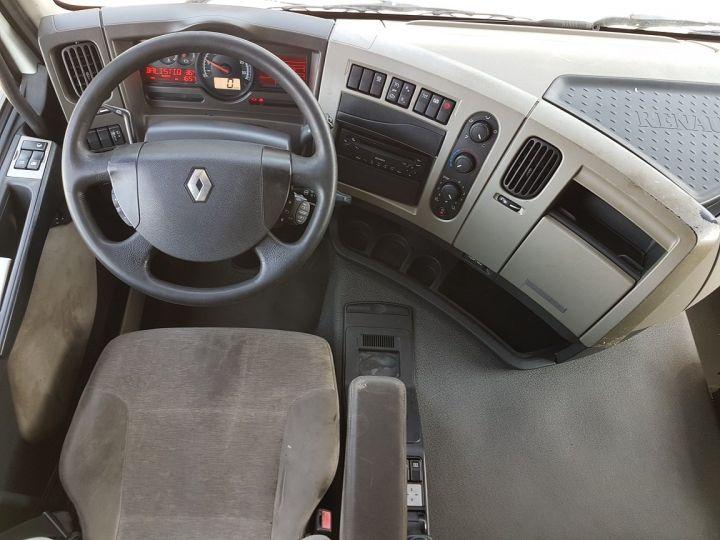 Camion porteur Renault Premium Porte container 410dxi.19 CAISSE MOBILE 7m80 BLANC - 21