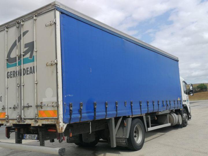 Camion porteur Volvo FM Porte container FM 7 . 290 4X2 BLANC - 4