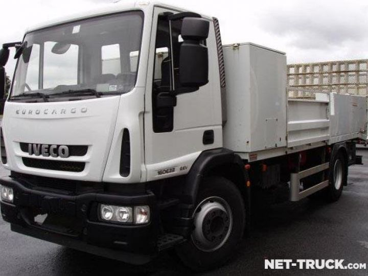 Camion porteur Iveco EuroCargo Porte engins  - 1