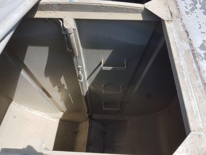 Camion porteur Iveco Stralis Citerne Pulvérulents AT 420 6x2 - 260 S 42 - ECOVRAC 33m3 BLANC et GRIS Occasion - 8