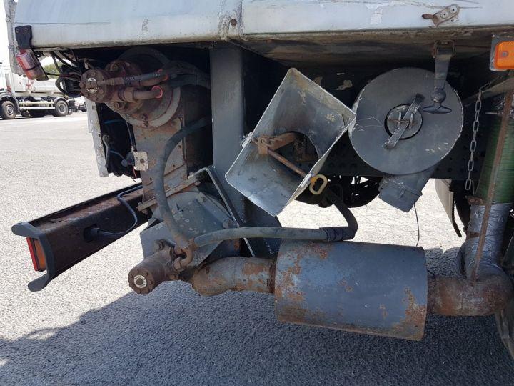 Camion porteur Iveco Stralis Citerne Pulvérulents AT 420 6x2 - 260 S 42 - ECOVRAC 33m3 BLANC et GRIS Occasion - 11