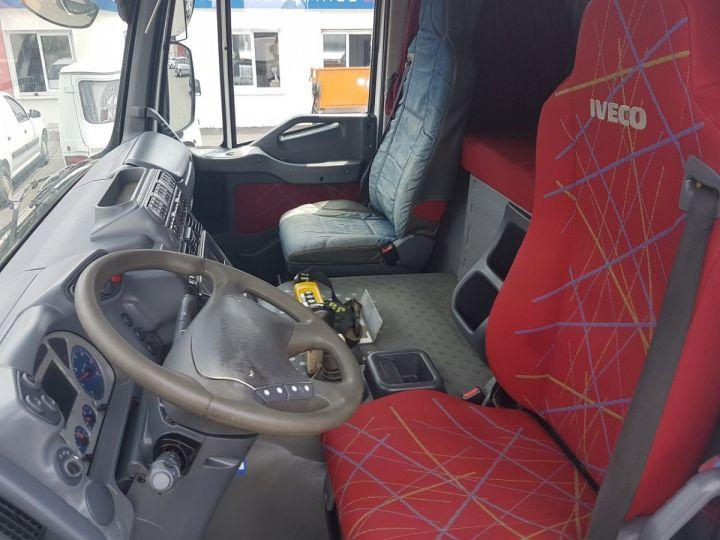 Camion porteur Iveco Stralis Citerne Pulvérulents AT 420 6x2 - 260 S 42 - ECOVRAC 33m3 BLANC et GRIS Occasion - 18
