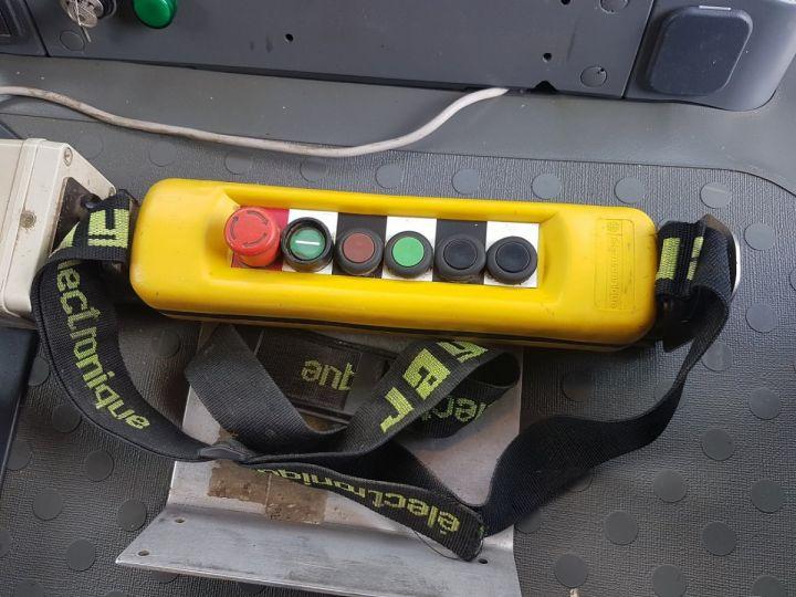 Camion porteur Iveco Stralis Citerne Pulvérulents AT 420 6x2 - 260 S 42 - ECOVRAC 33m3 BLANC et GRIS Occasion - 21