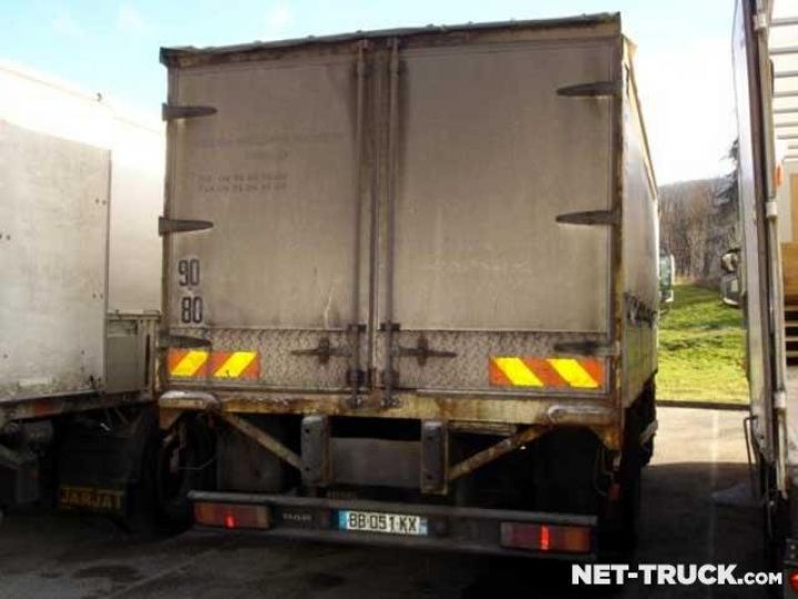 Camion porteur Daf CF Rideaux coulissants  - 2