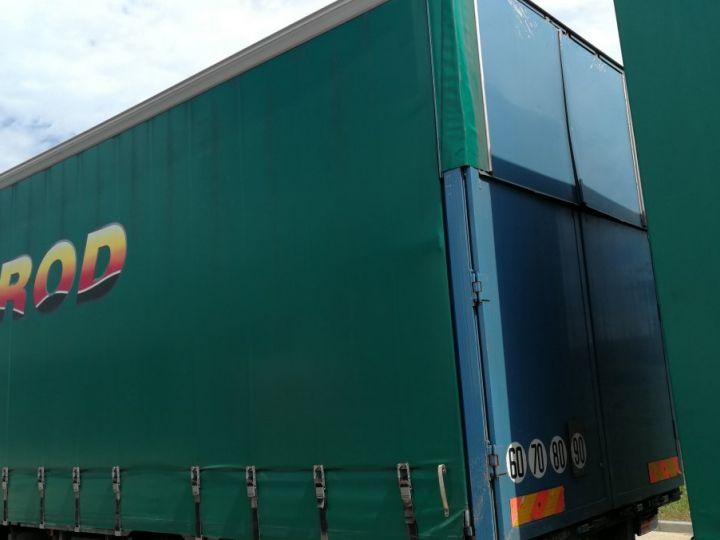 Camion porteur Man TGX Rideaux coulissants TGX 18.440 BLEU - 4