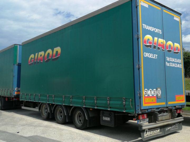 Camion porteur Man TGX Rideaux coulissants TGX 18.440 BLEU - 6