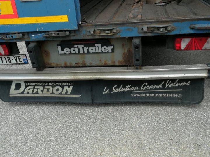 Camion porteur Man TGX Rideaux coulissants TGX 18.440 BLEU - 8