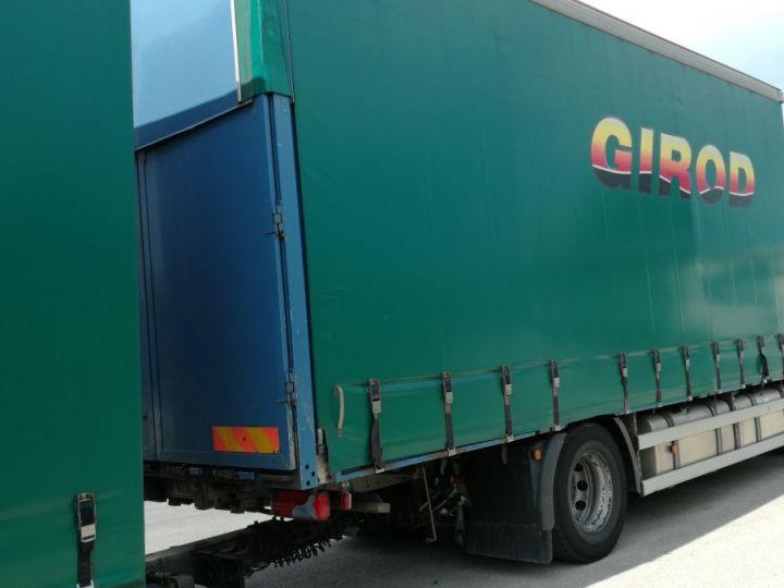 Camion porteur Man TGX Rideaux coulissants TGX 18.440 BLEU - 9