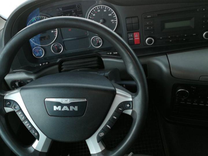 Camion porteur Man TGX Rideaux coulissants TGX 18.440 BLEU - 10