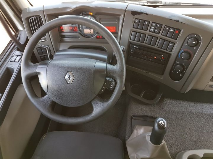 Camion porteur Renault Premium Lander Rideaux coulissants 340dxi.26 6x2 S euro 5 BLANC et BLEU - 21