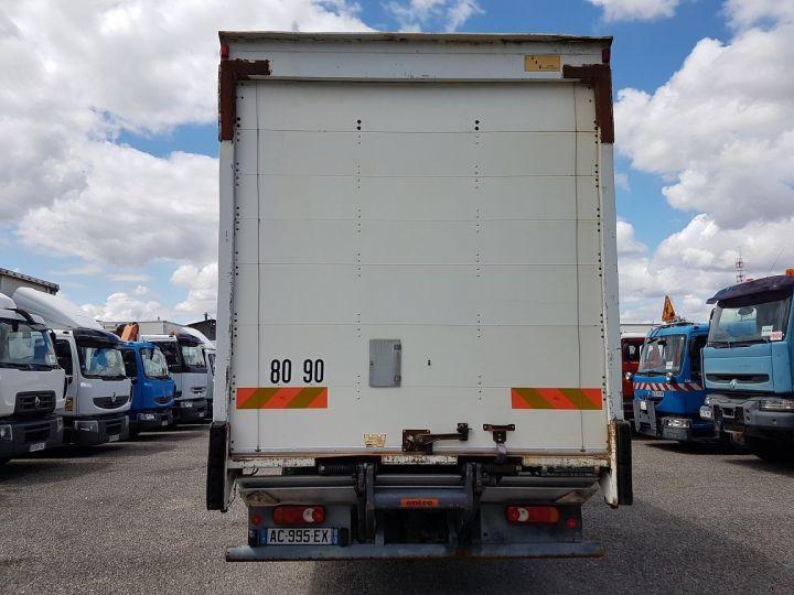 Camion porteur Renault Midlum Rideaux coulissants 240dxi.16 - P.L.S.C. 8m10 BLANC - GRIS - 5