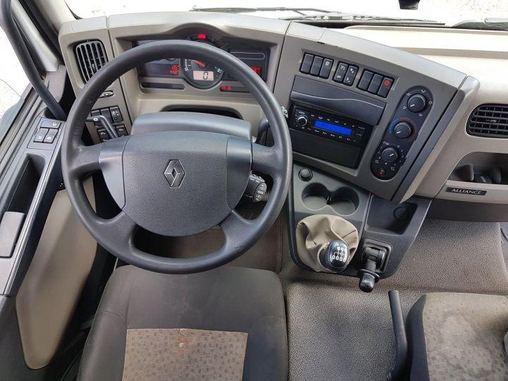 Camion porteur Renault Midlum Rideaux coulissants 240dxi.16 - P.L.S.C. 8m10 BLANC - GRIS - 20