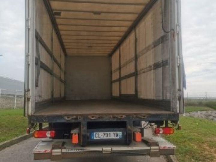 Camion porteur Renault Midlum Rideaux coulissants 270.18 BLANC - 6