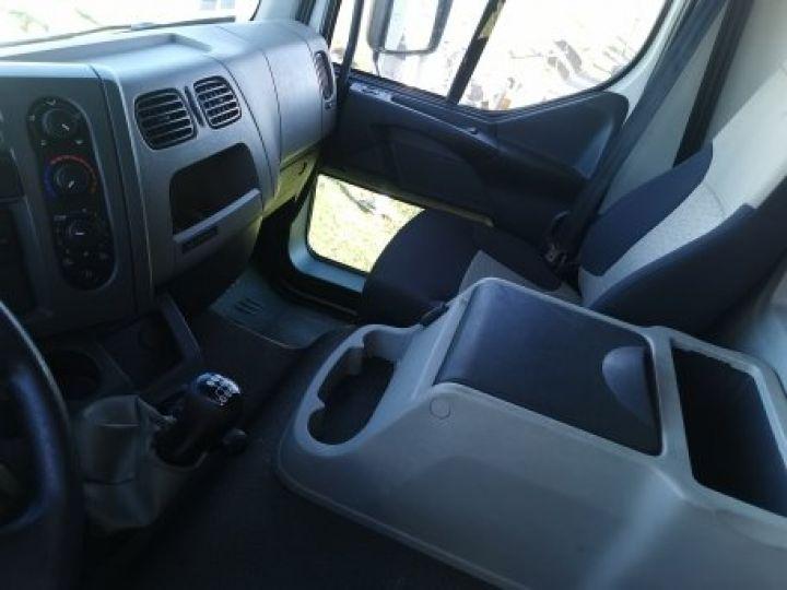 Camion porteur Renault Midlum Rideaux coulissants 270.18 BLANC - 10