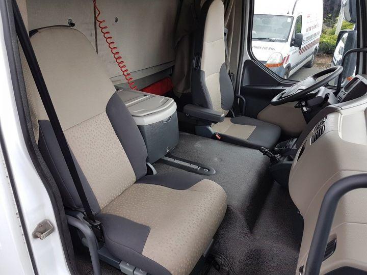 Camion porteur Renault Midlum Rideaux coulissants 270dxi.16 - OPTITRONIC BLANC - 18