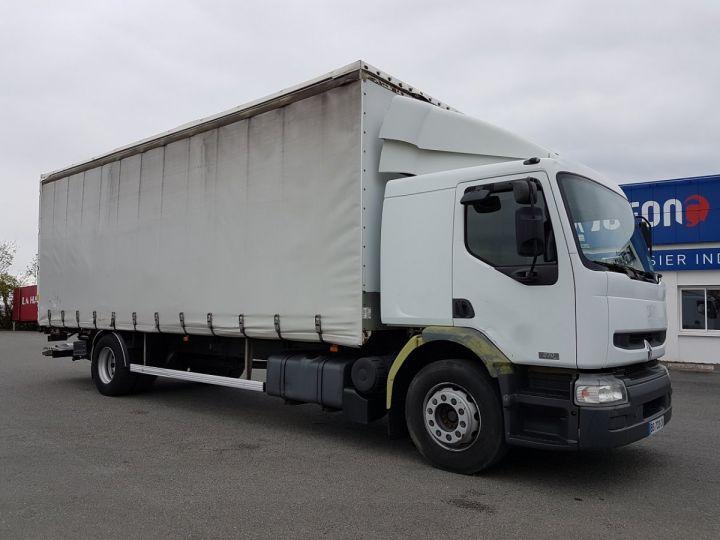 Camion porteur Renault Premium Rideaux coulissants 270dci.19D BLANC - 4