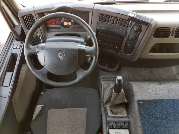 Camion porteur Renault Premium Rideaux coulissants 270dxi.19D ALLIANCE BLANC - VERT - 17