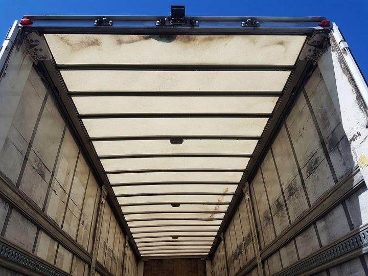 Camion porteur Renault Premium Rideaux coulissants 380dxi.26 6x2 - P.L.S.C. pour chariot embarqué BLANC - 7