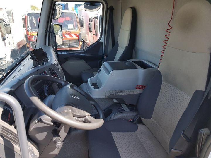Camion porteur Renault Premium Rideaux coulissants 380dxi.26 6x2 - P.L.S.C. pour chariot embarqué BLANC - 16