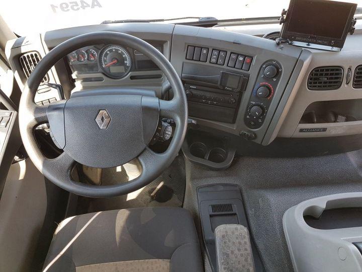 Camion porteur Renault Premium Rideaux coulissants 380dxi.26 6x2 - P.L.S.C. pour chariot embarqué BLANC - 18