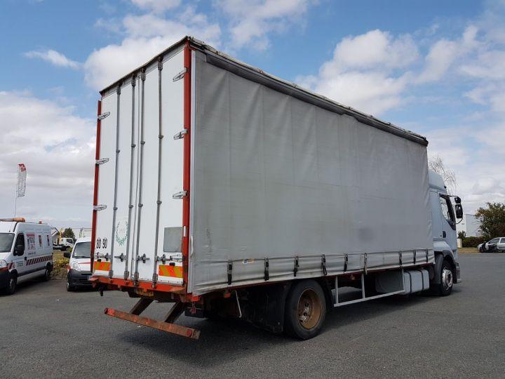 Camion porteur Renault Premium Rideaux coulissants 400.18 GV 850 PRIVILEGE GRIS - ROUGE Occasion - 2