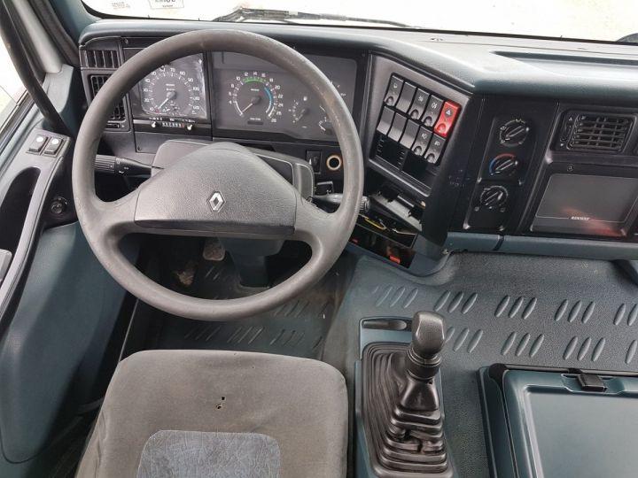 Camion porteur Renault Premium Rideaux coulissants 400.18 GV 850 PRIVILEGE GRIS - ROUGE Occasion - 17