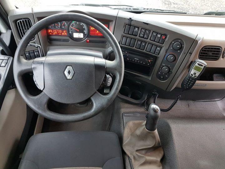 Camion porteur Renault Premium Rideaux coulissants 410dxi.26 6x2 S PRIVILEGE BLANC - 21