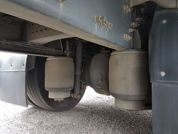 Camion porteur Renault T Rideaux coulissants 380.19 COMFORT BLANC - BLEU - 16