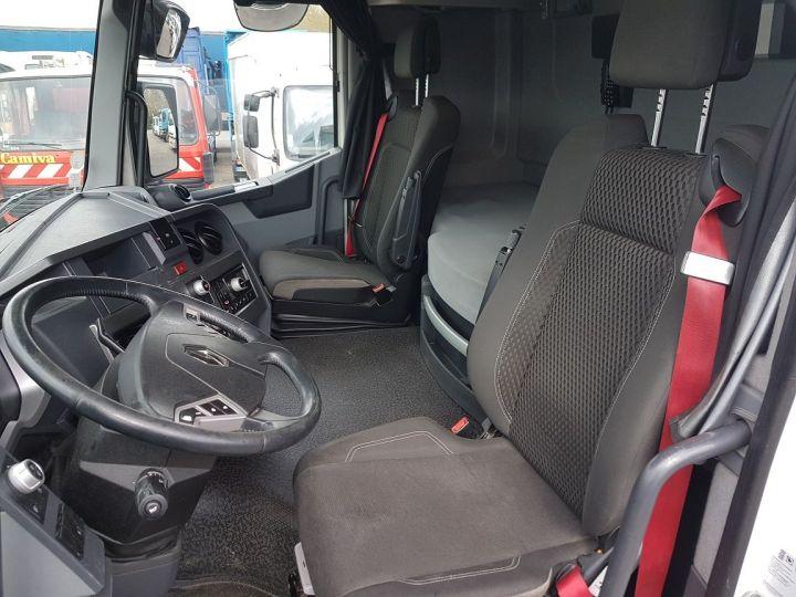 Camion porteur Renault T Rideaux coulissants 380.19 COMFORT BLANC - BLEU - 17
