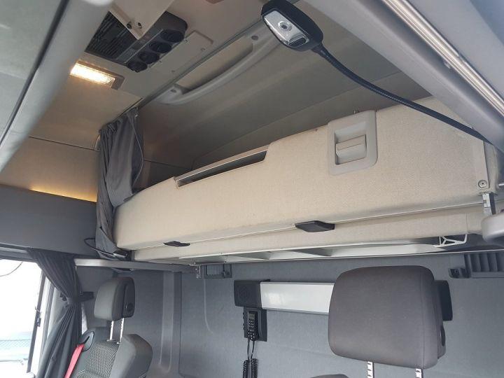 Camion porteur Renault T Rideaux coulissants 380.19 COMFORT BLANC - BLEU - 19