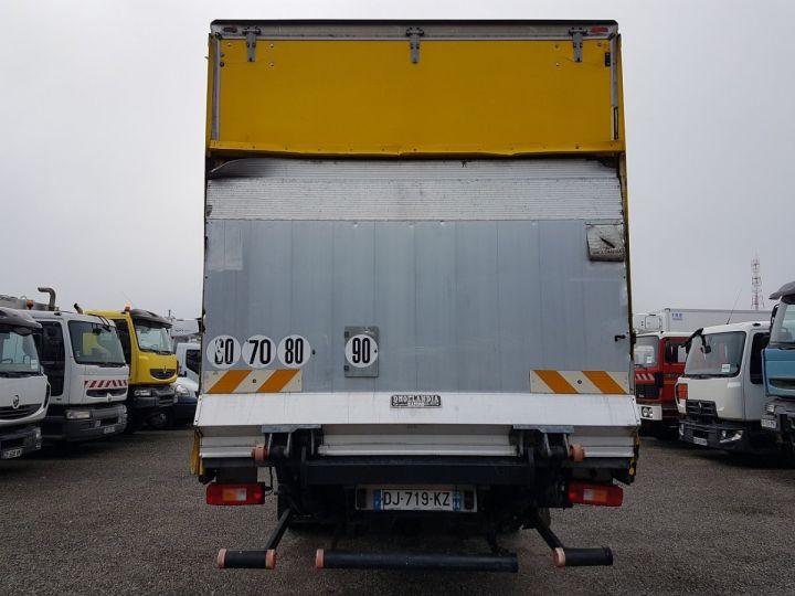 Camion porteur Renault T Rideaux coulissants 460.19 JAUNE - 6