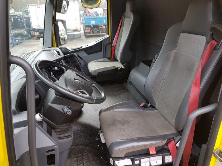 Camion porteur Renault T Rideaux coulissants 460.19 JAUNE - 14