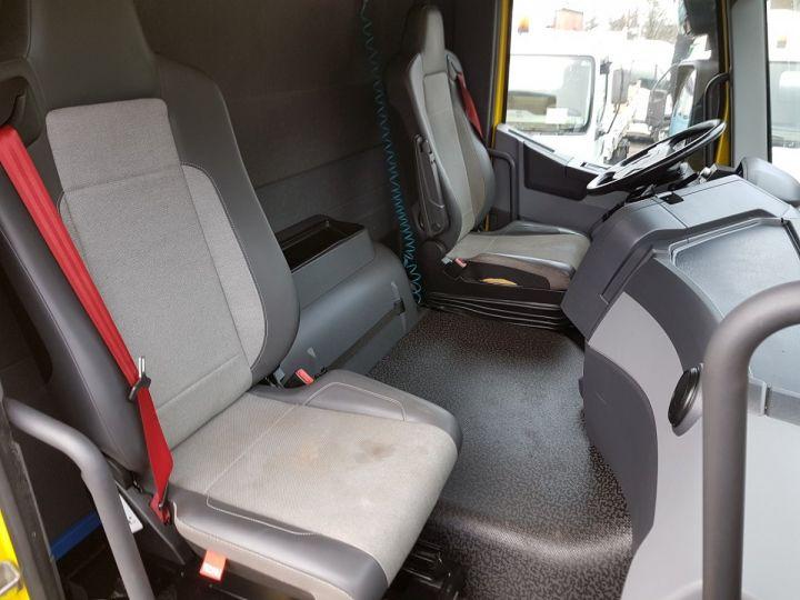 Camion porteur Renault T Rideaux coulissants 460.19 JAUNE - 15