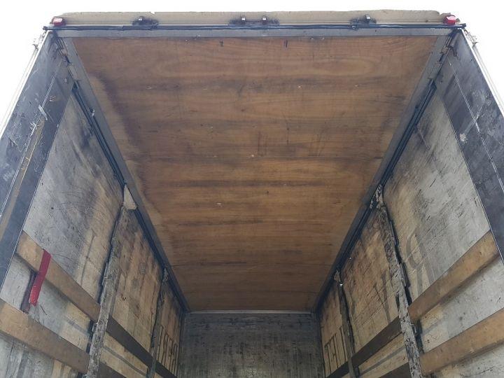 Camion porteur Volvo FH13 Rideaux coulissants 500 + SAMRO 3 essieux (2002) - COMBI 110m3 BLANC - 10