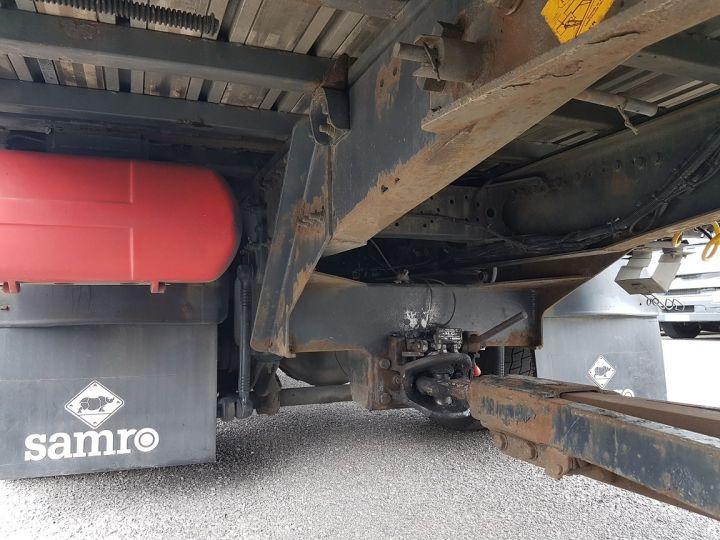 Camion porteur Volvo FH13 Rideaux coulissants 500 + SAMRO 3 essieux (2002) - COMBI 110m3 BLANC - 11
